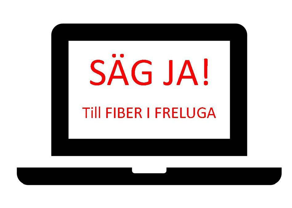 Fiber till Freluga/Edstuga/Sörbo 2018