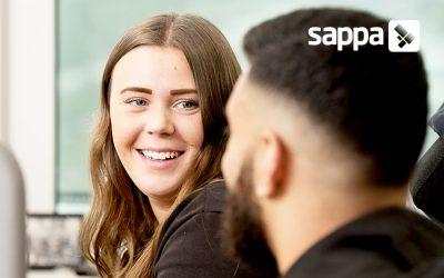 Sappa lanserar bredband 1 maj!