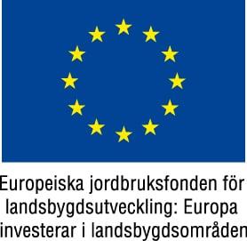 EU logotyp Europeiska jordbruksfonden