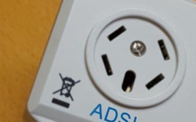 Nedläggning av ADSL stationer 2020