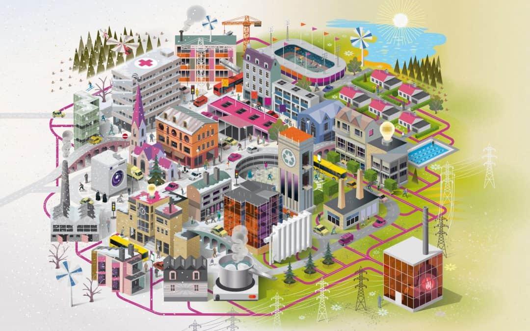 Fjärrvärme – en del i den cirkulära ekonomin