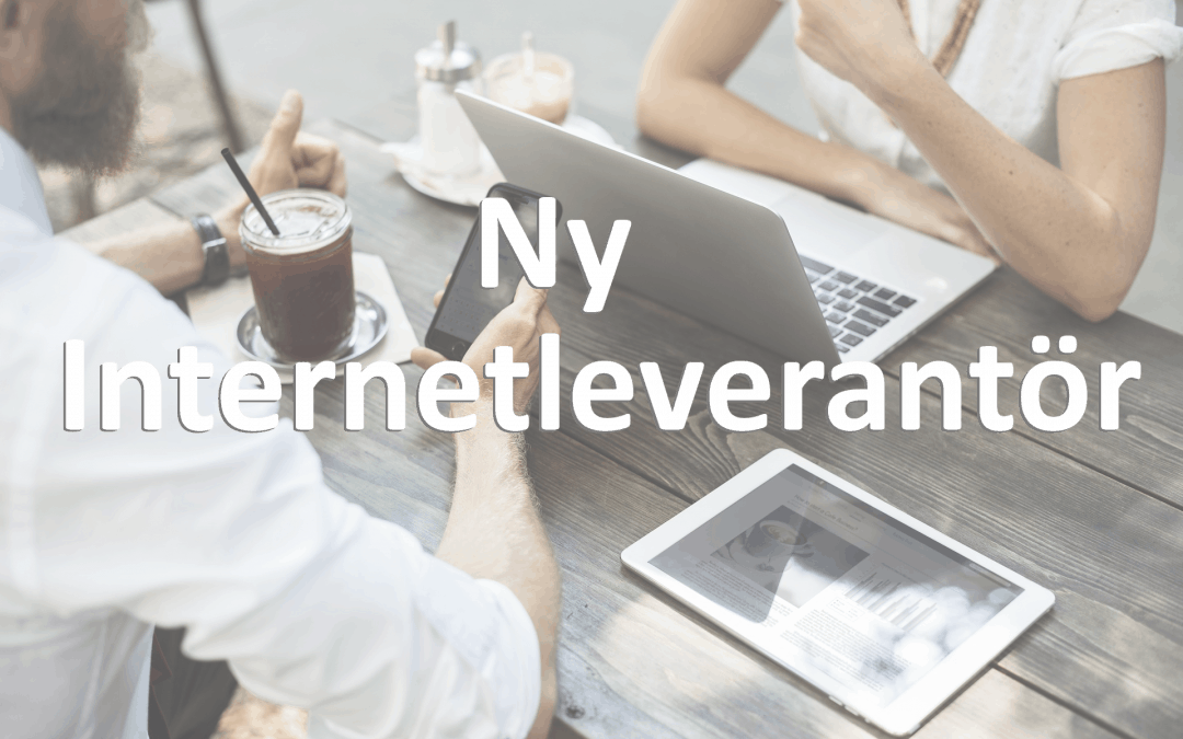 Th1ng ny internetleverantör